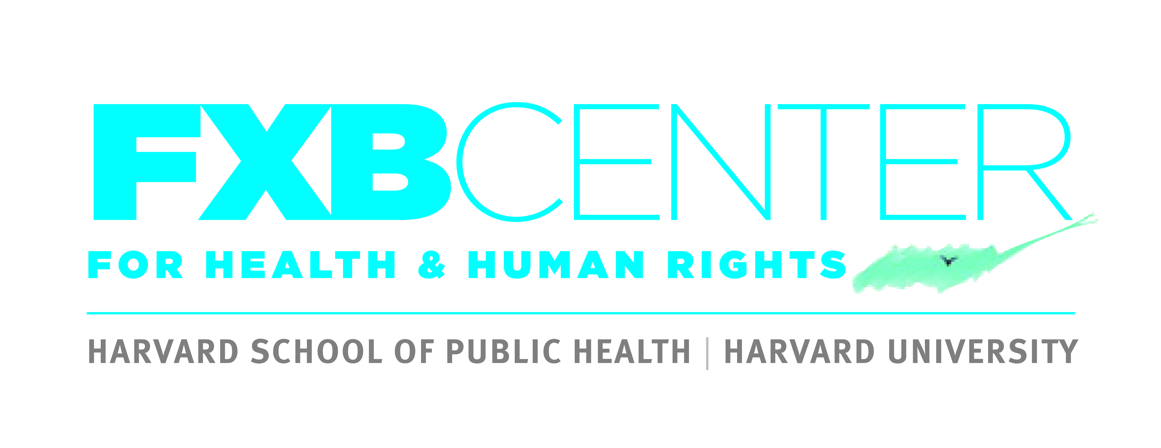 FXB Center for Health and Human Rights, Harvard School of Public Health, logo