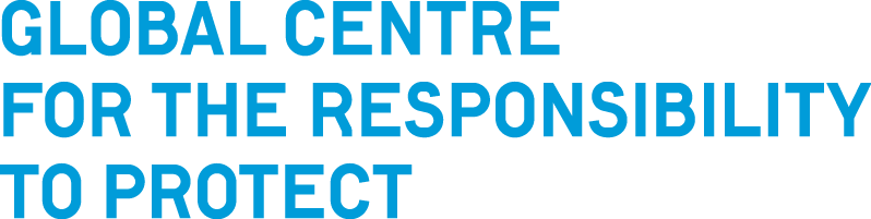 Global Centre for the Responsibility to Protect, logo